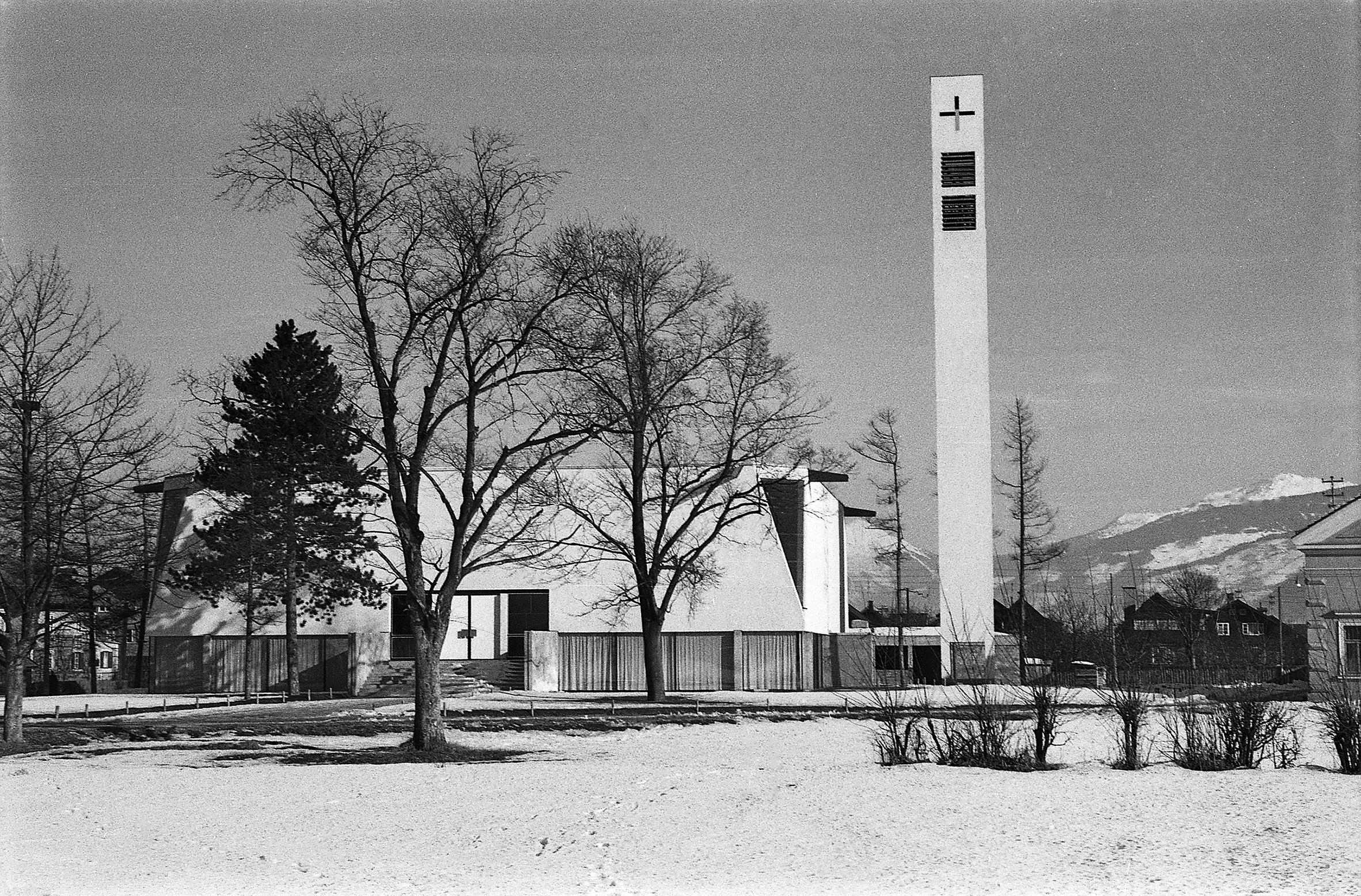 Neu-Arzl Bekommt Eine Kirche