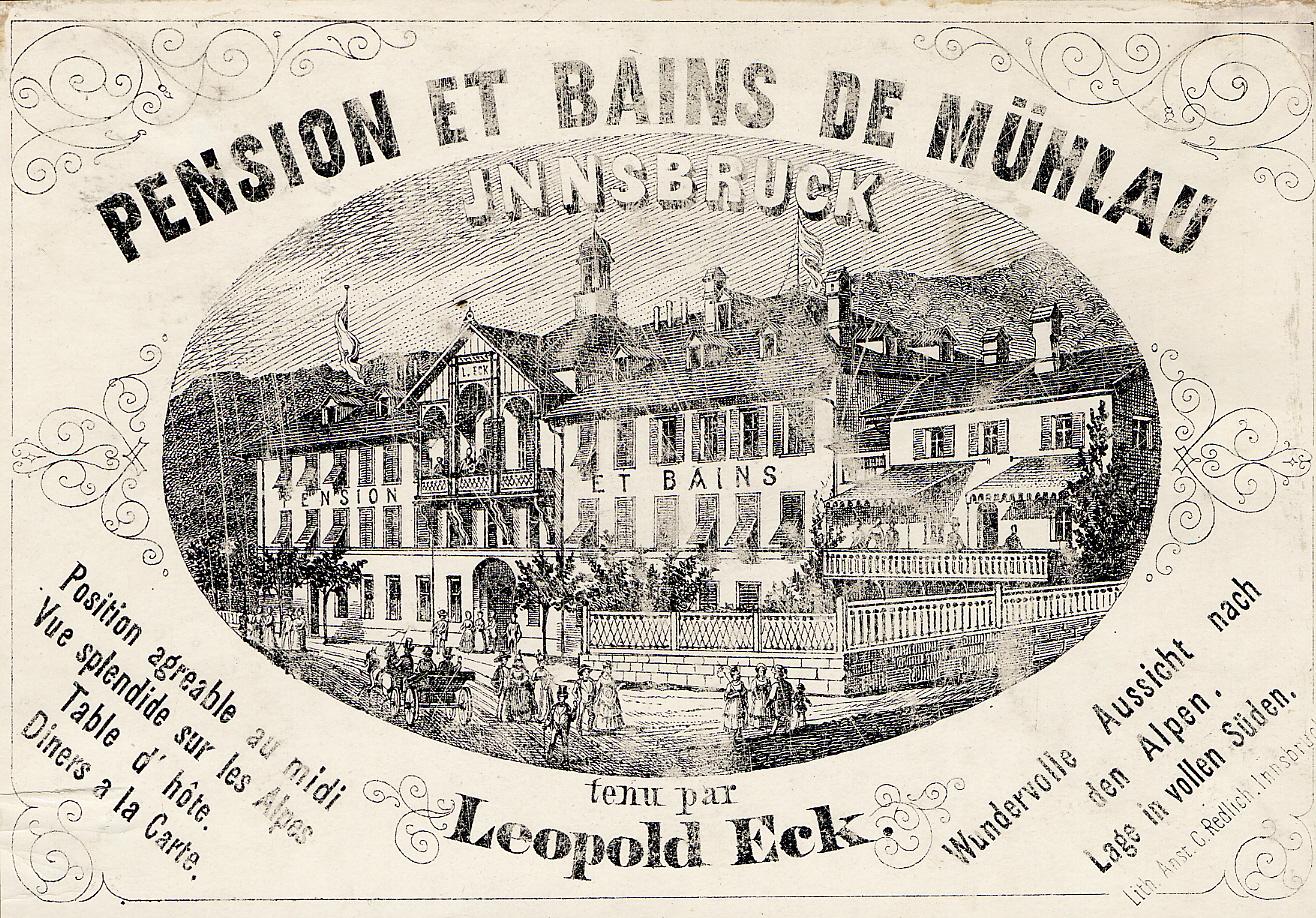 Bienvenue à Innsbruck