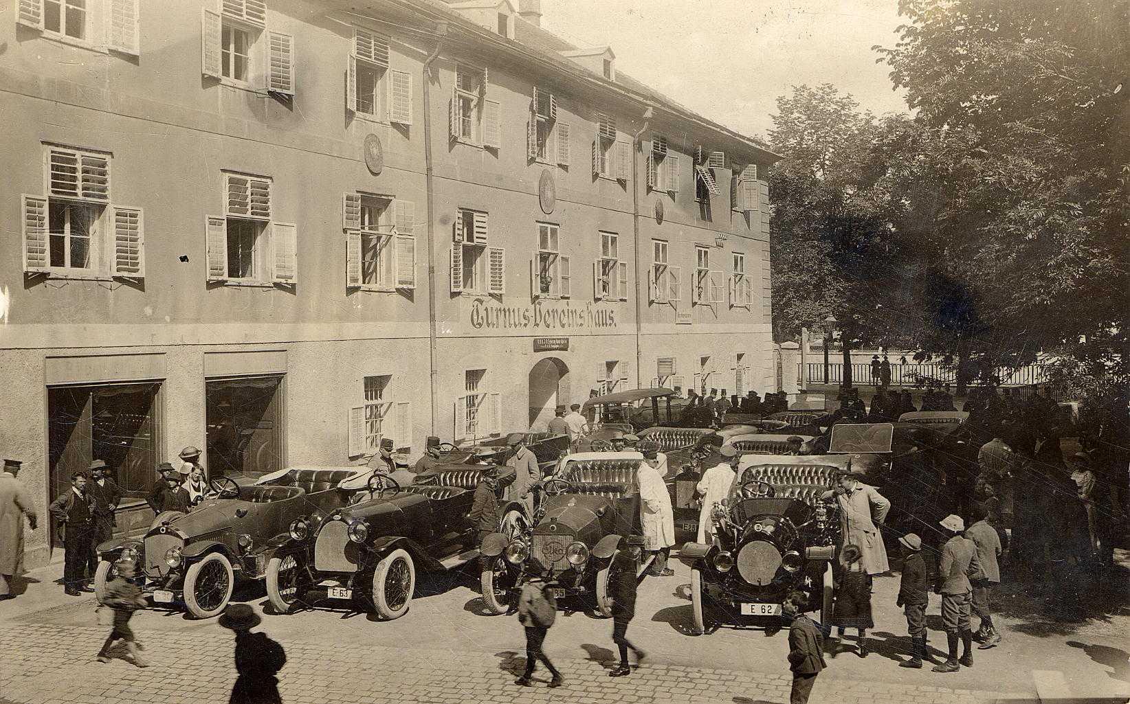 Turnusvereinshaus St. Nikolaus