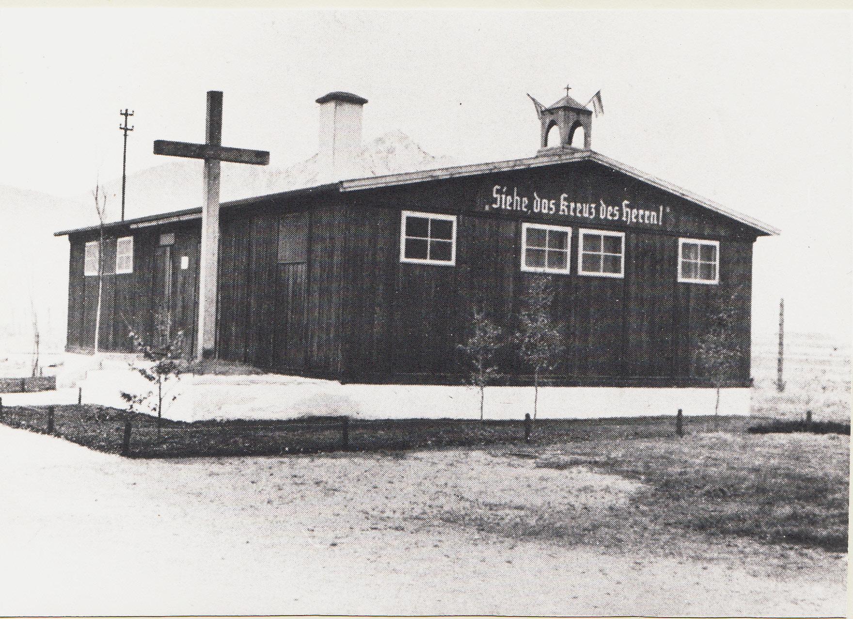 Die Kirche Im Vormaligen KZ