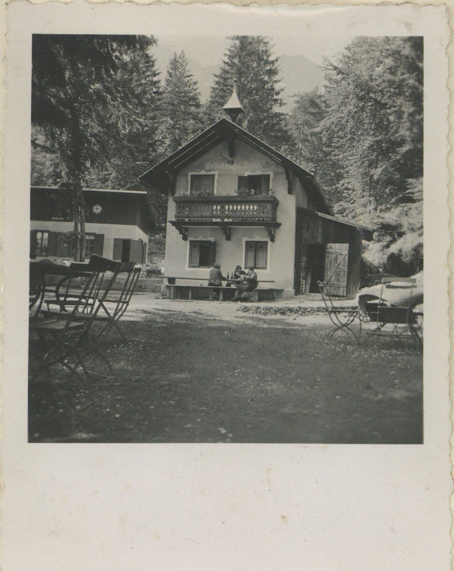 Das Erholungsheim Am Höttinger Bild