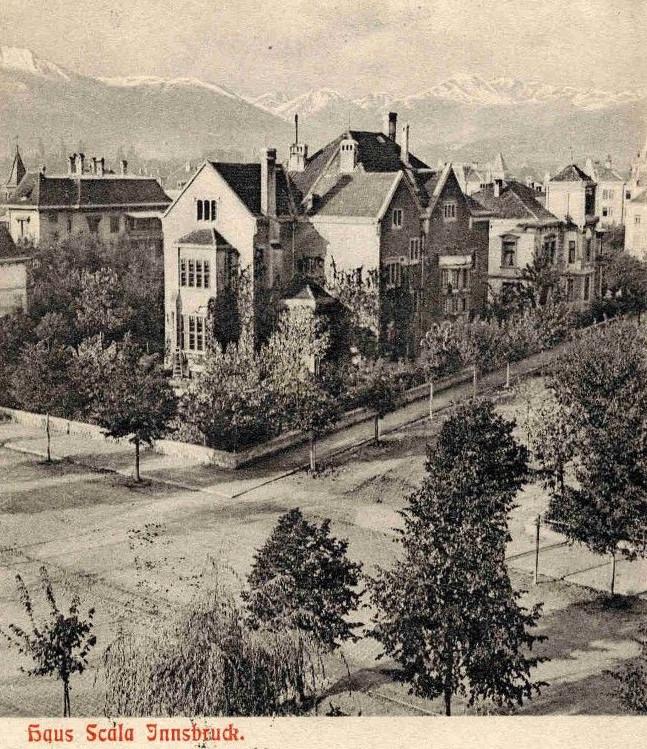 Die Scala In Innsbruck