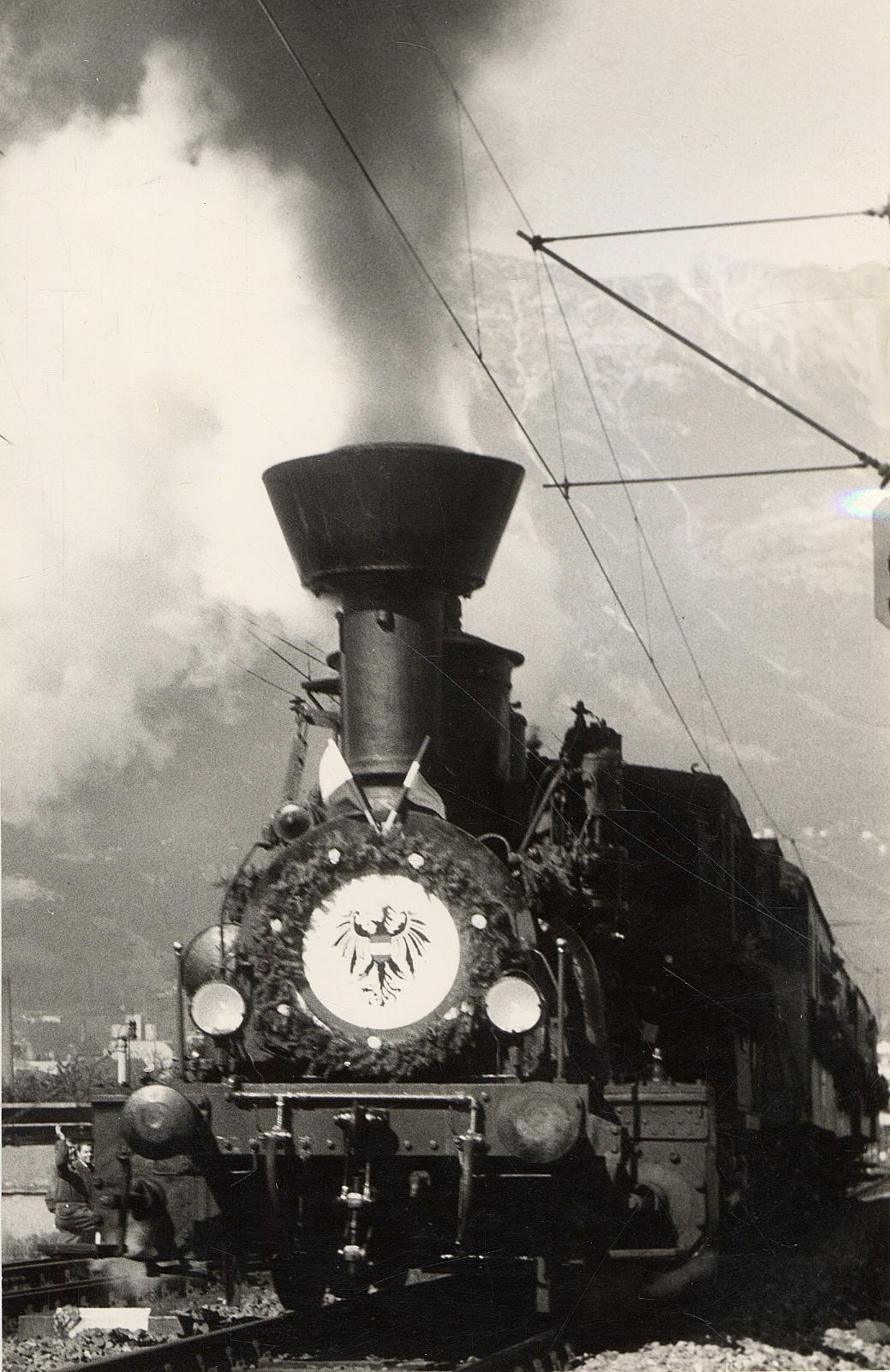 100 Jahre Brennerbahn