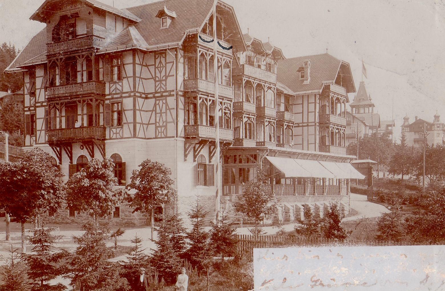 Dringend Benötigt: Hotel Maximilian