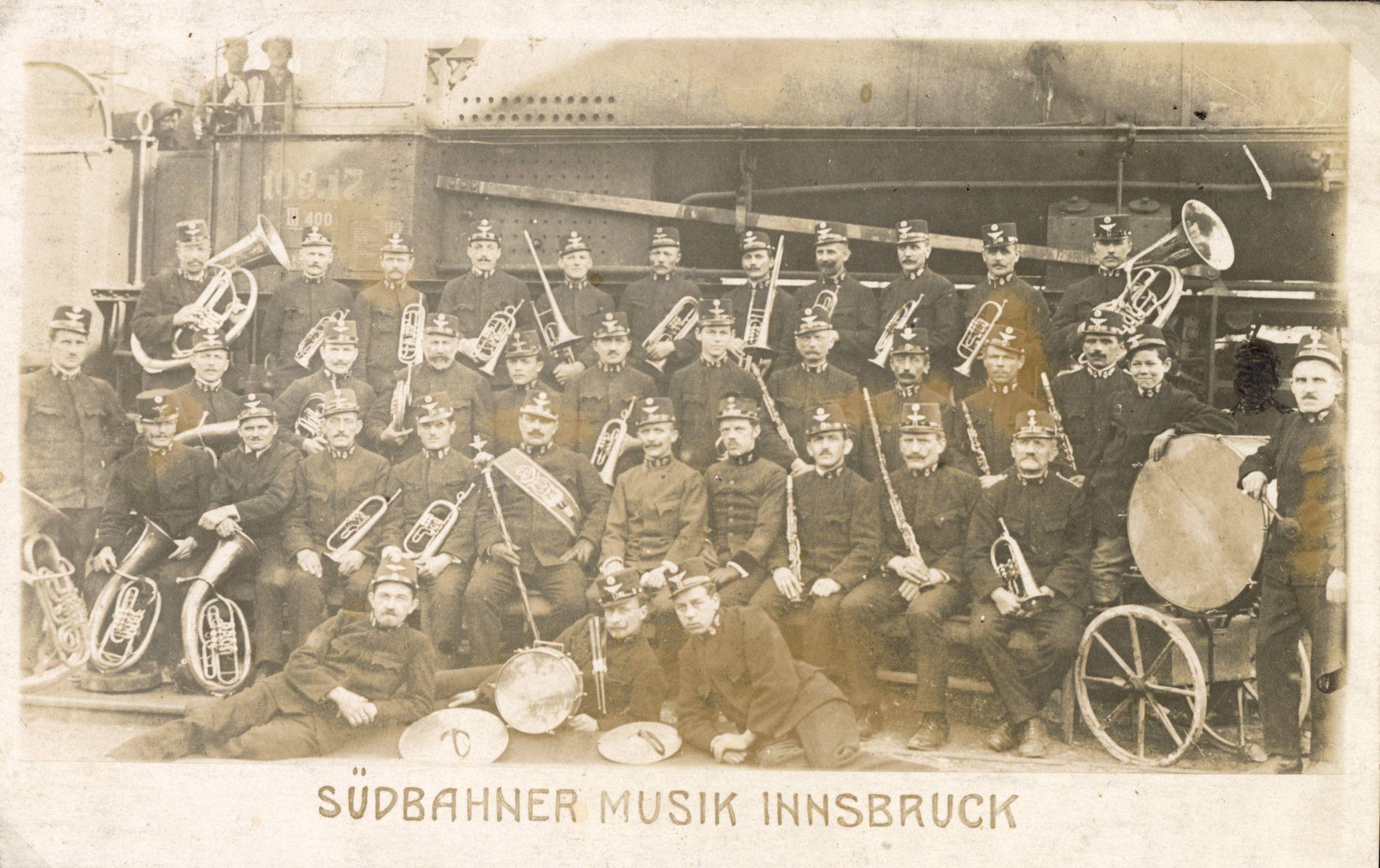 Südbahnmusik