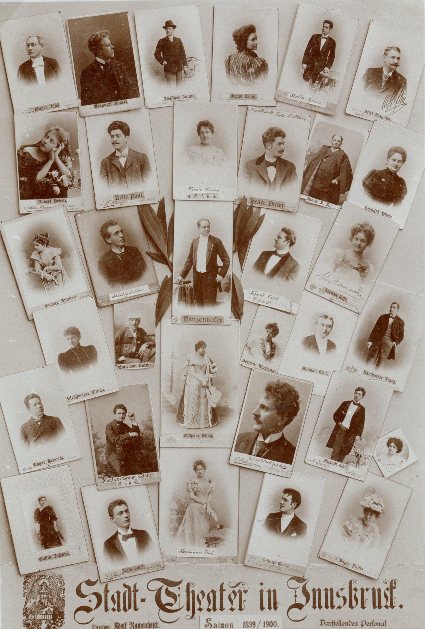 Spielzeit 1899/1900