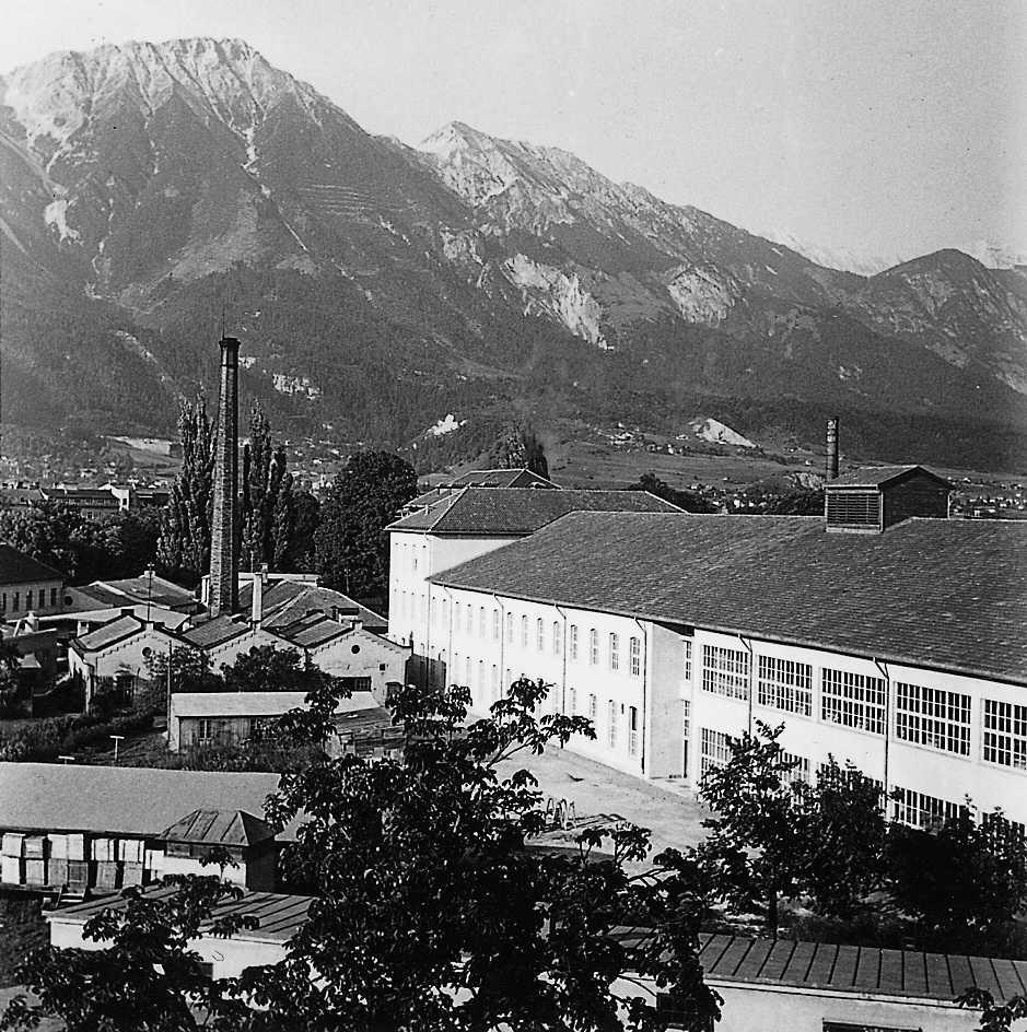 Industriestadt Innsbruck?