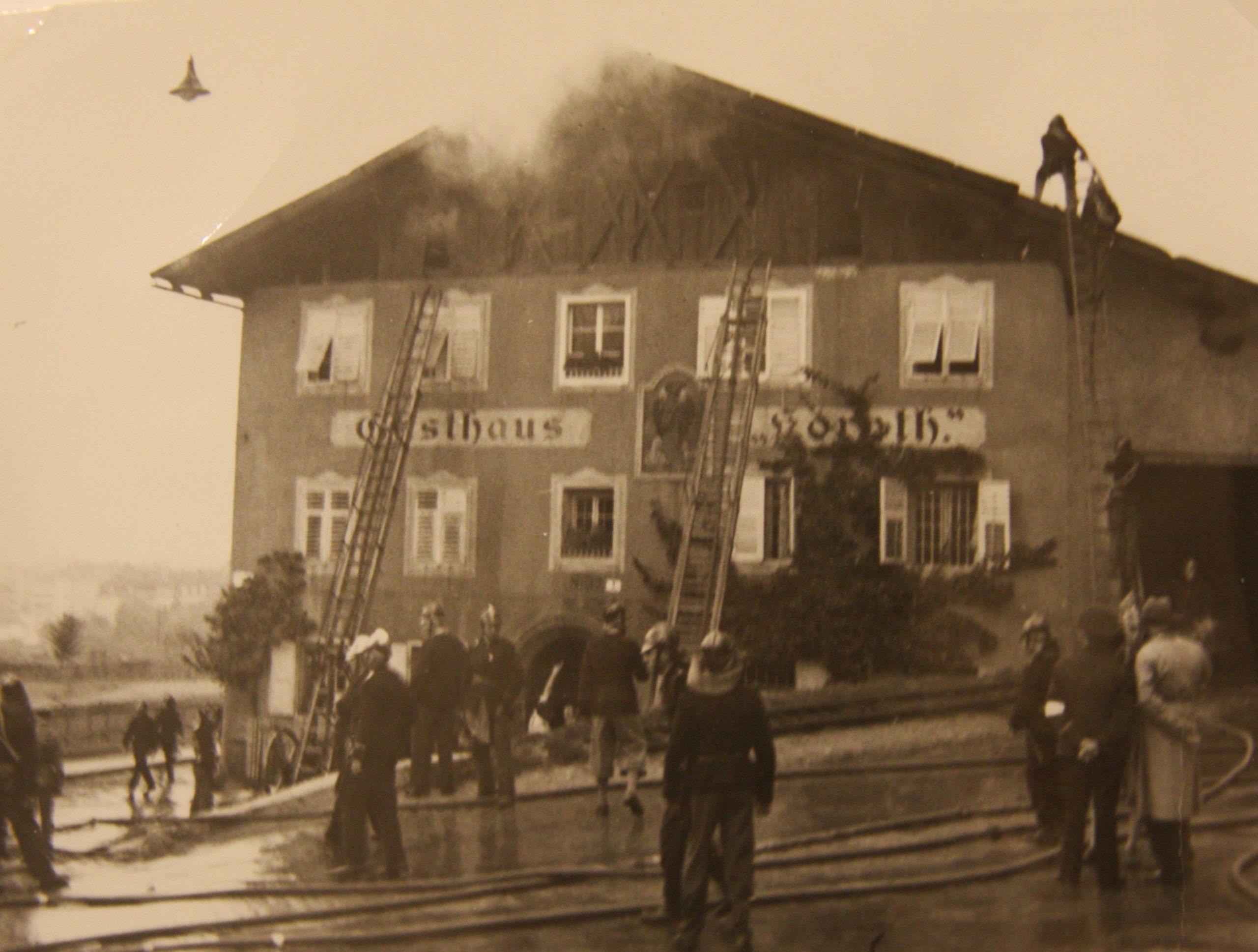 Großalarm In Mühlau