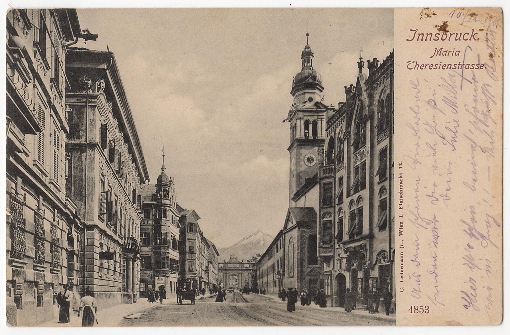Die Servitenkirche
