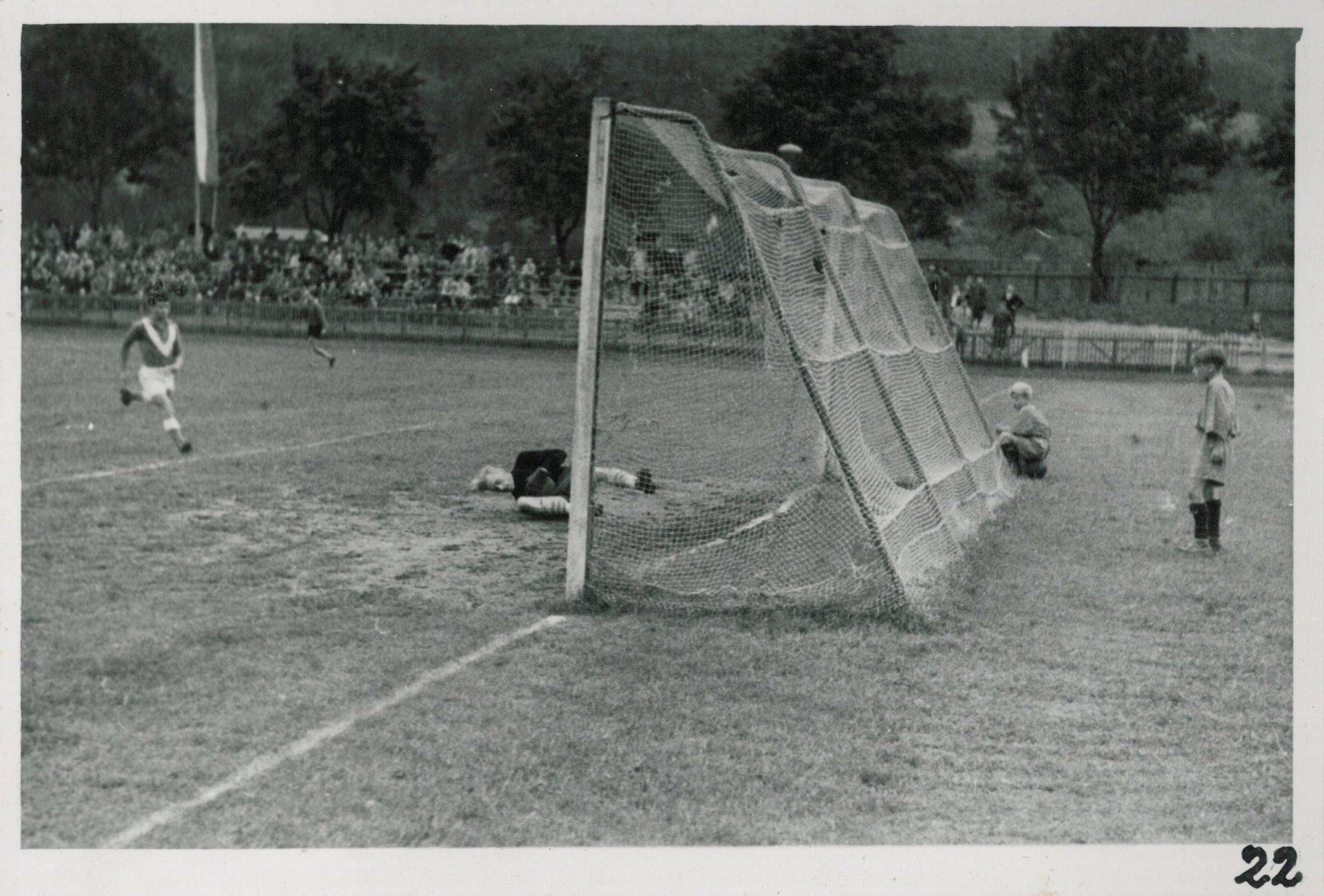 Nochmals Zur Internationalen Sportwoche 1948