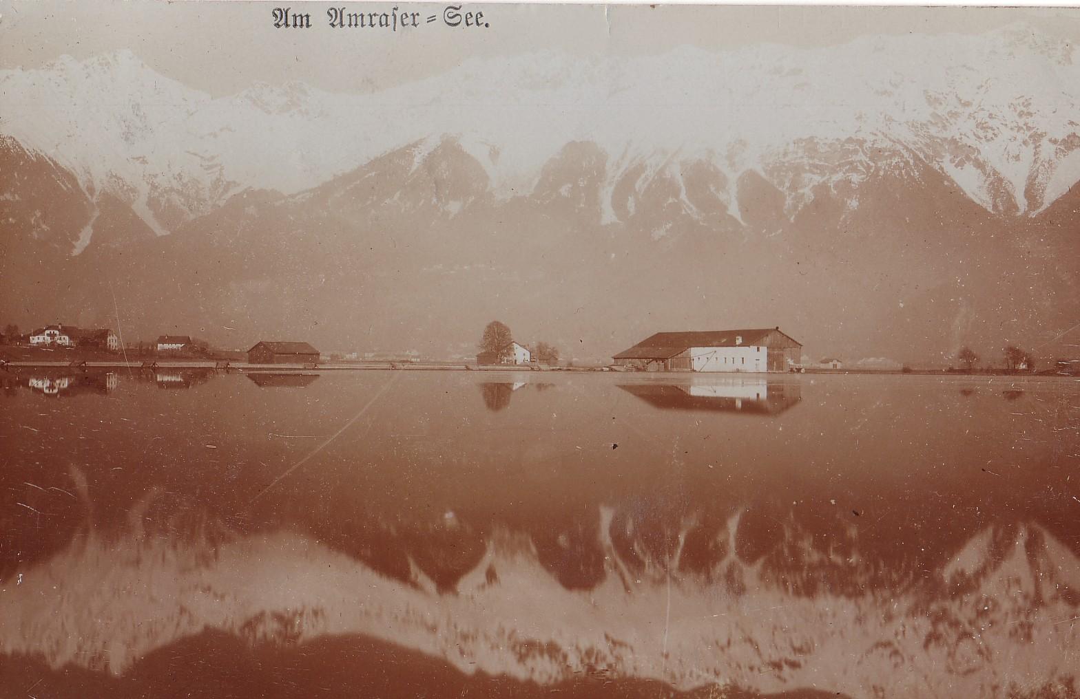 Der Verschwundene See