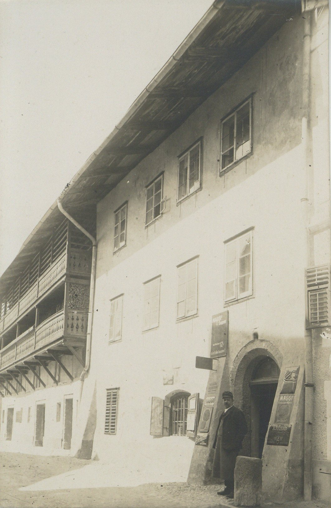Ein Stück Höttinger Hausgeschichte