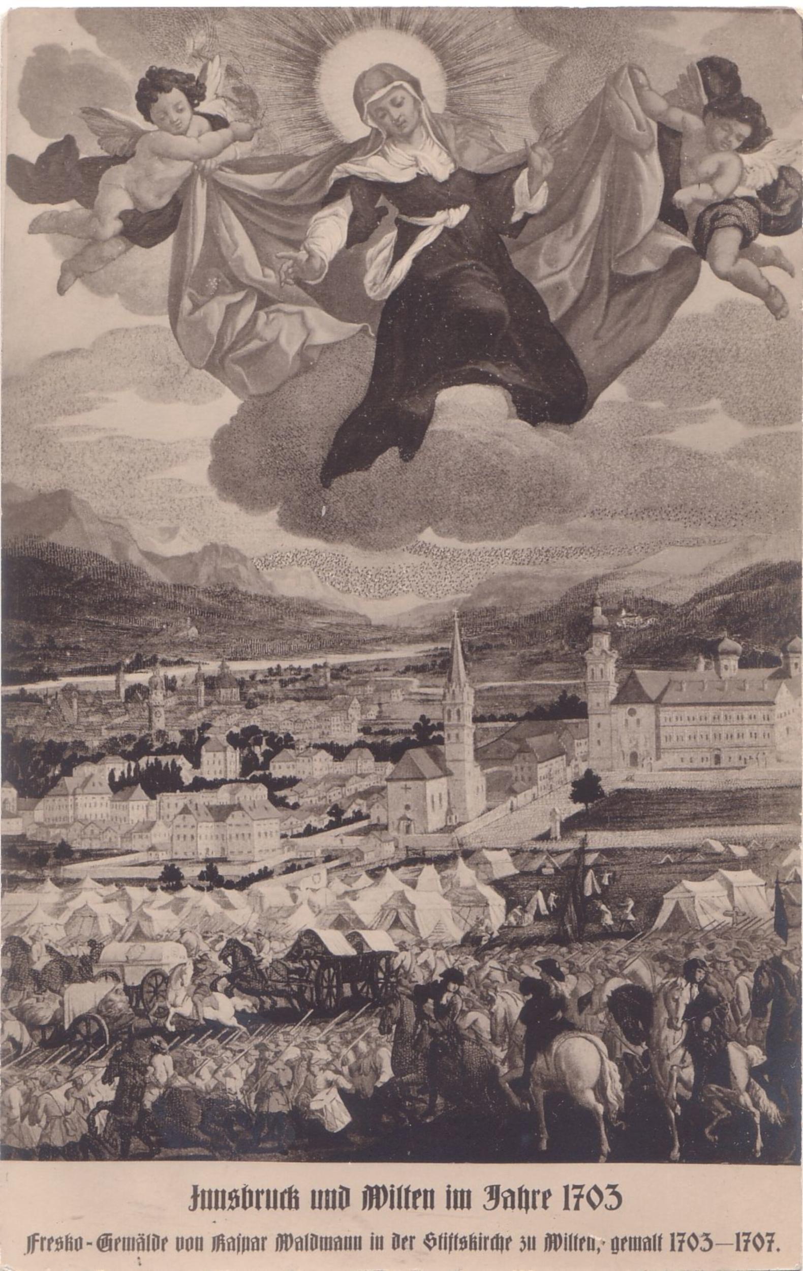 Kaspar Waldmann – Ein Innsbrucker Barockkünstler