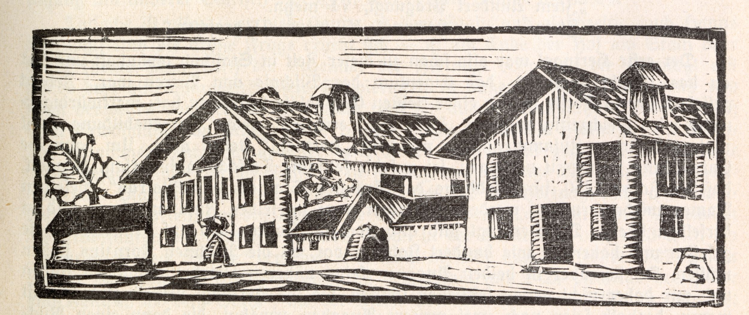 Der Reichharthof Im Aristokratenviertel In Alt-Pradl