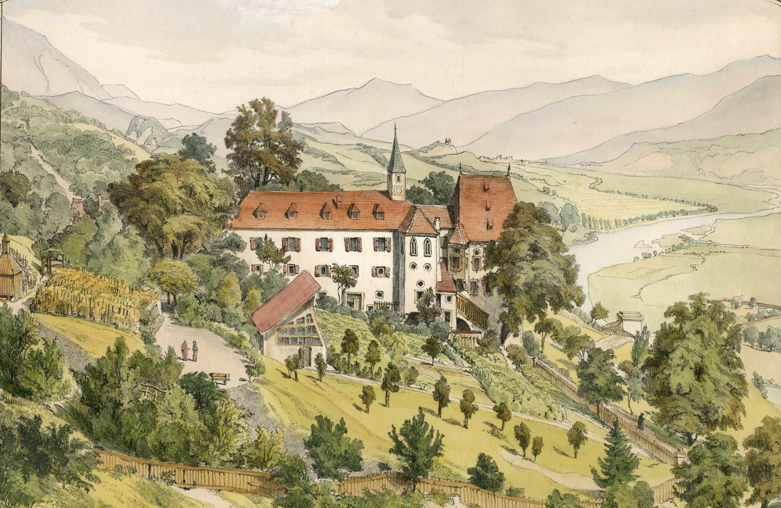 Aus Dem Fremdenbuch Der Weiherburg