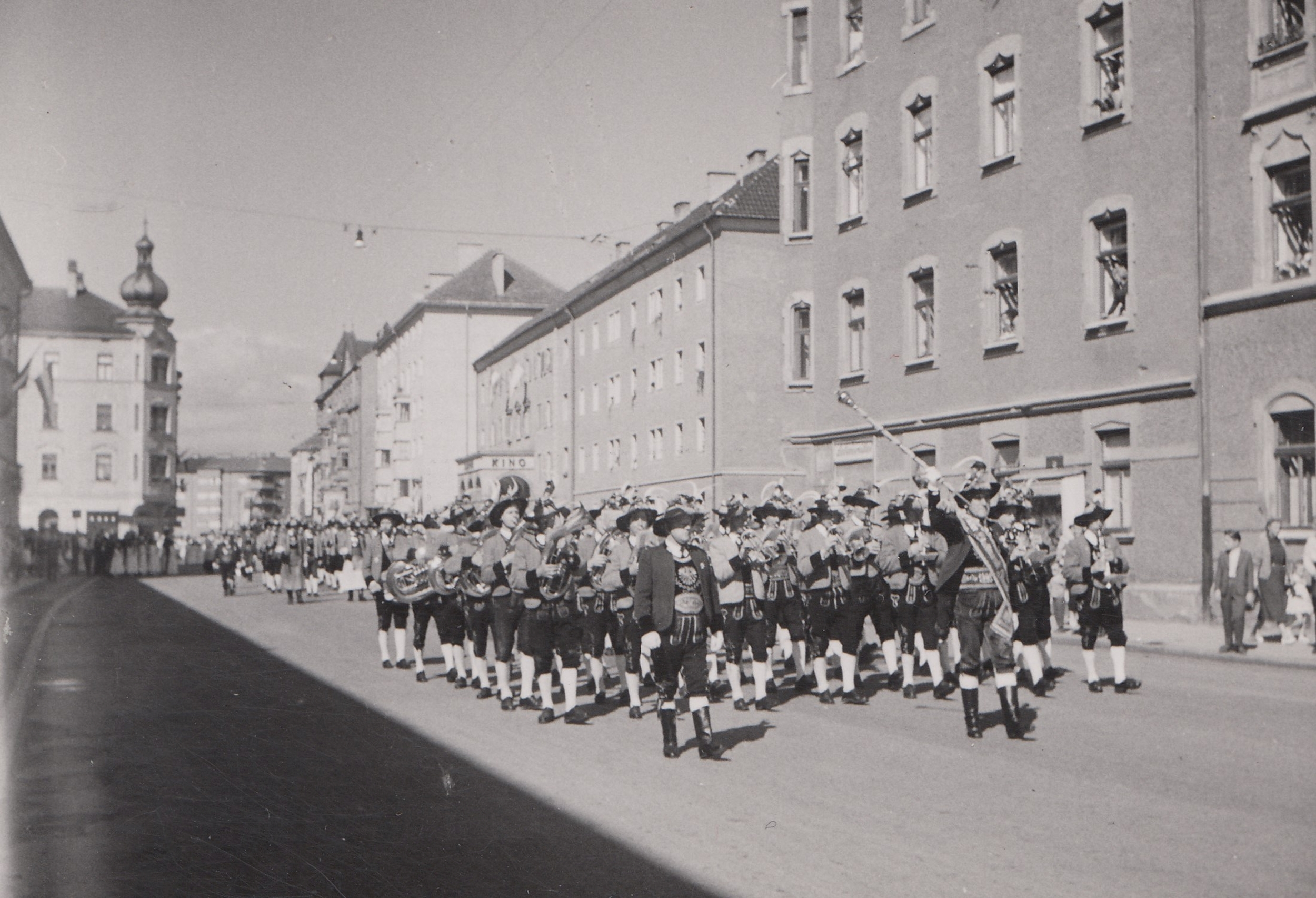 Aus Der Geschichte Der Stadtmusikkapelle Innsbruck-Pradl