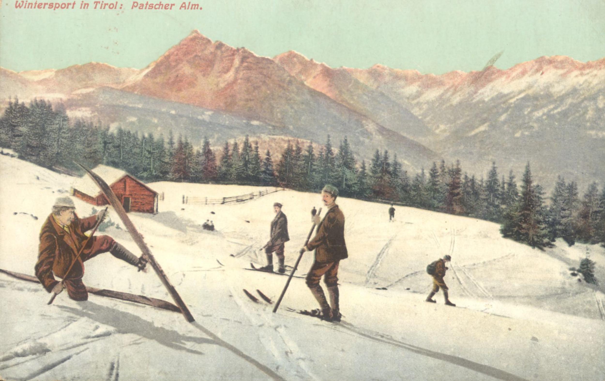 Zwoa Brettl, A Gführiger Schnee, Juchhe…