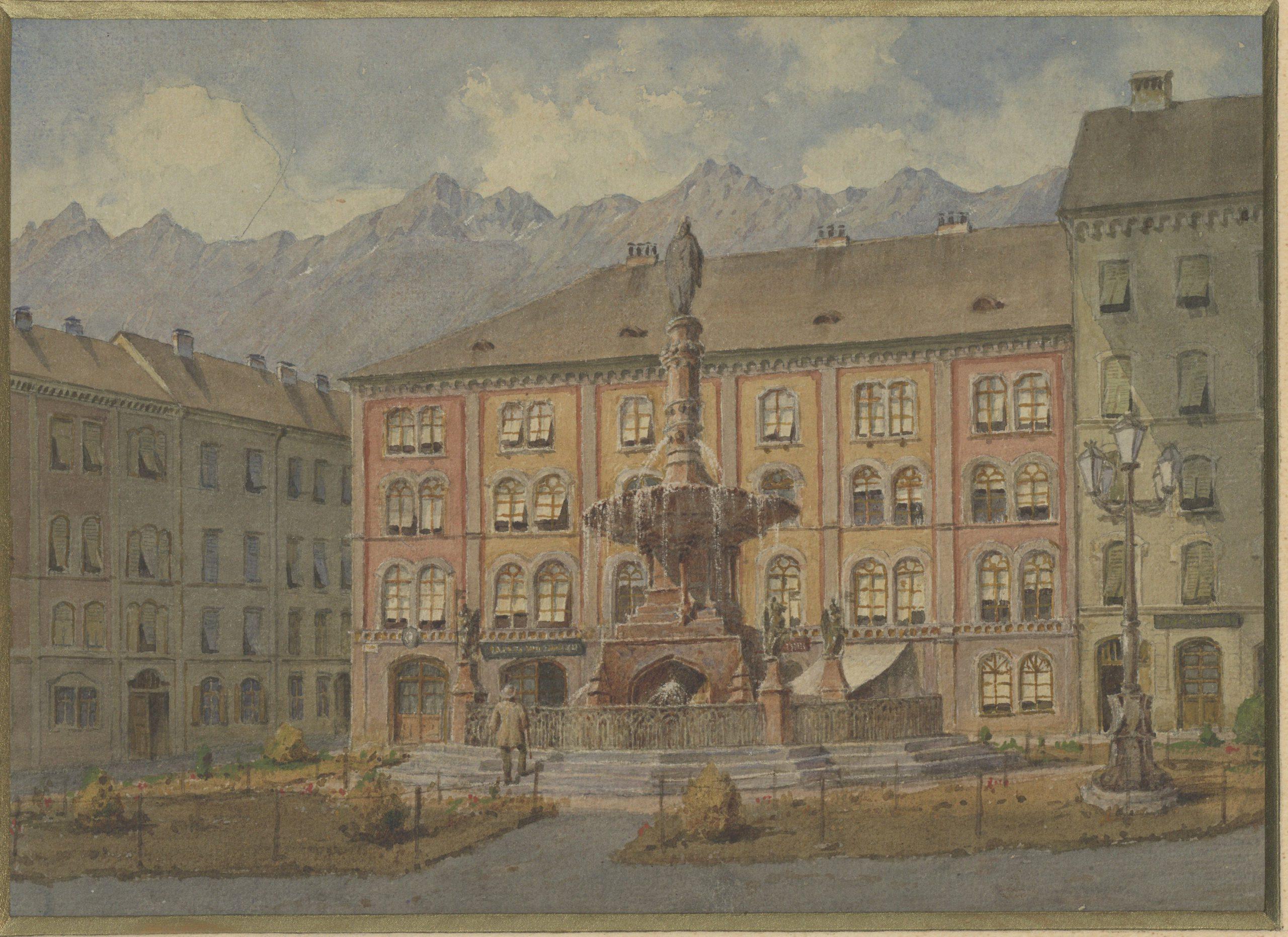 Blick Ins 19. Jahrhundert – V