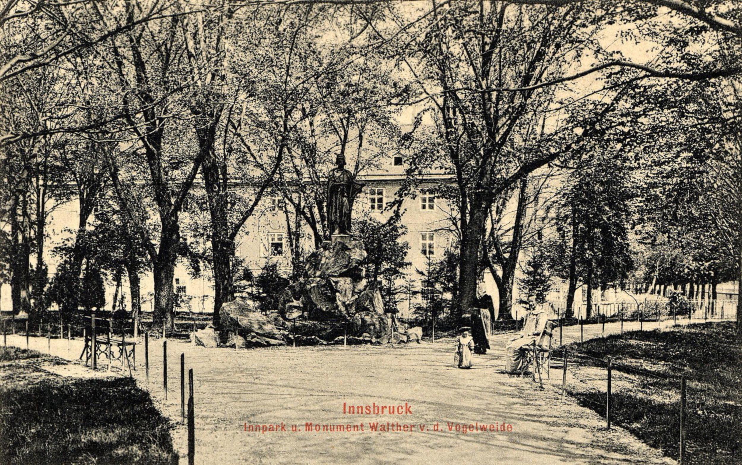 Denkmäler Im Waltherpark, Teil 2
