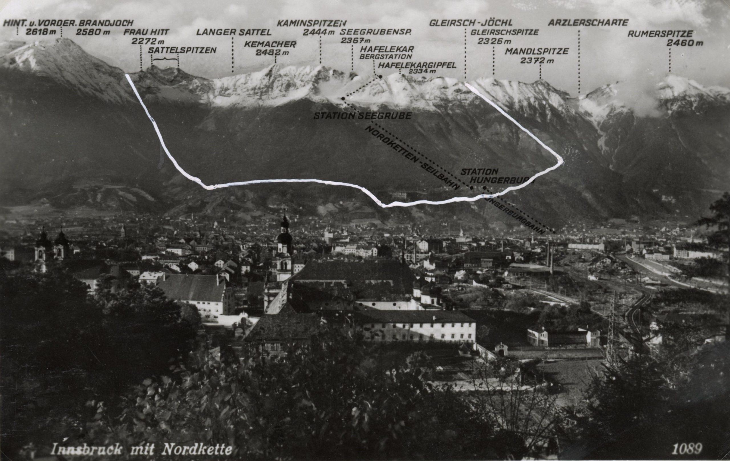 Gendarmerieposten Hungerburg – Teil IV
