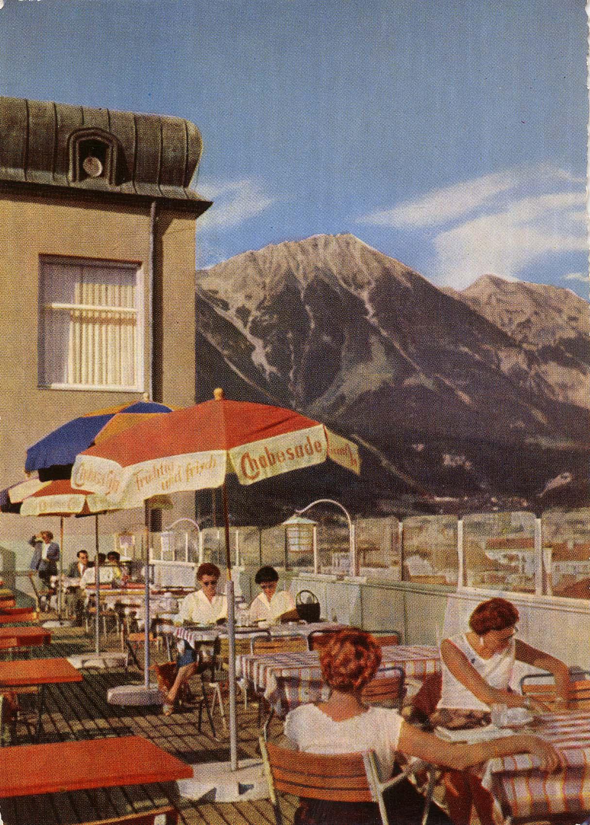 Das Hochhaus-Cafe