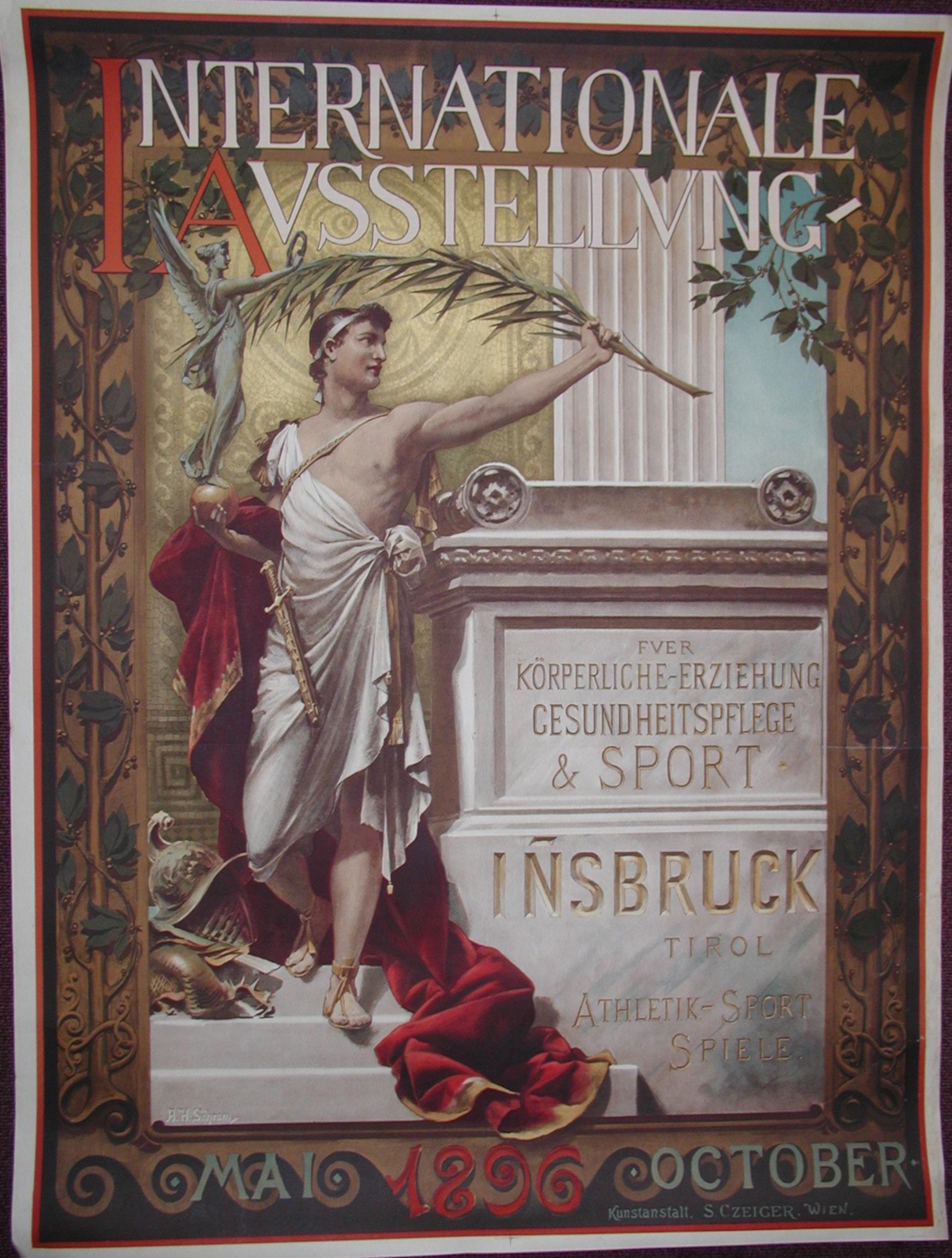 Internationale Ausstellung 1896