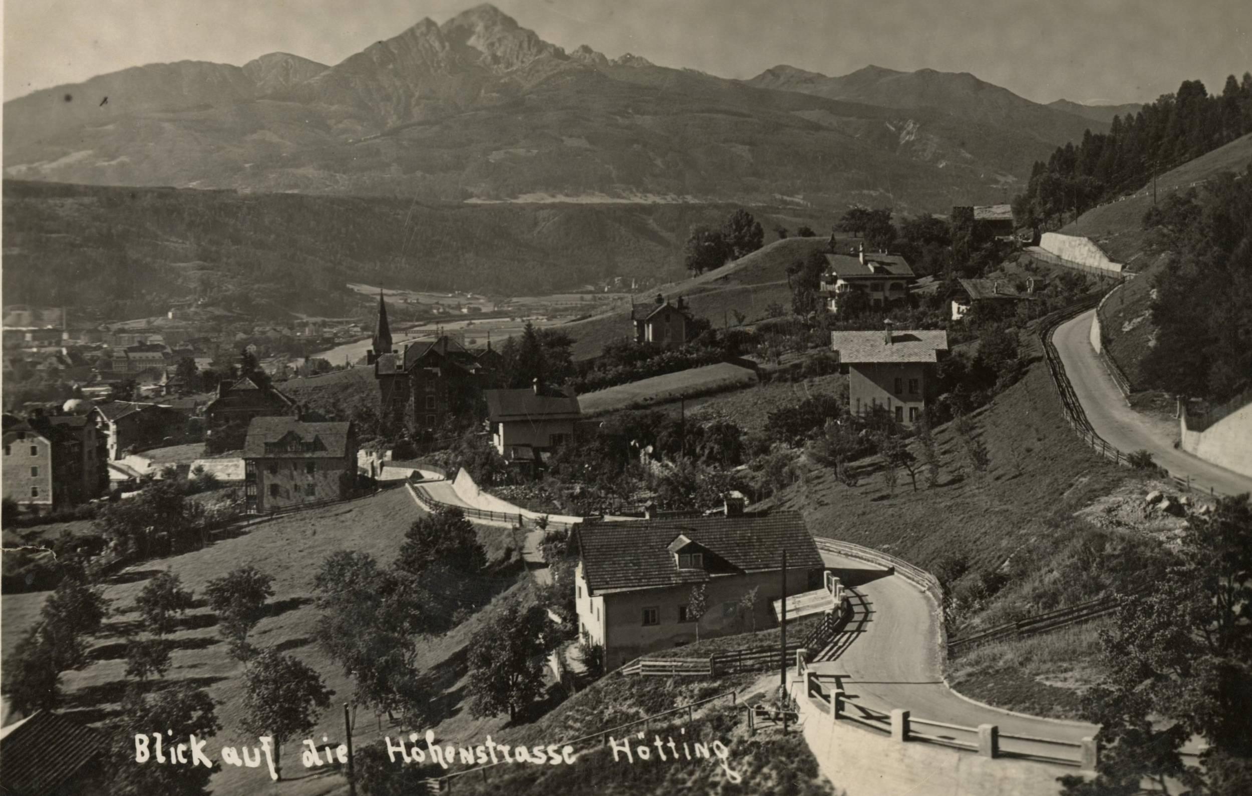 """""""Hoch-Innsbruck Und Seine Kämpfe Um Die Höhenstraße"""" – Teil 1"""
