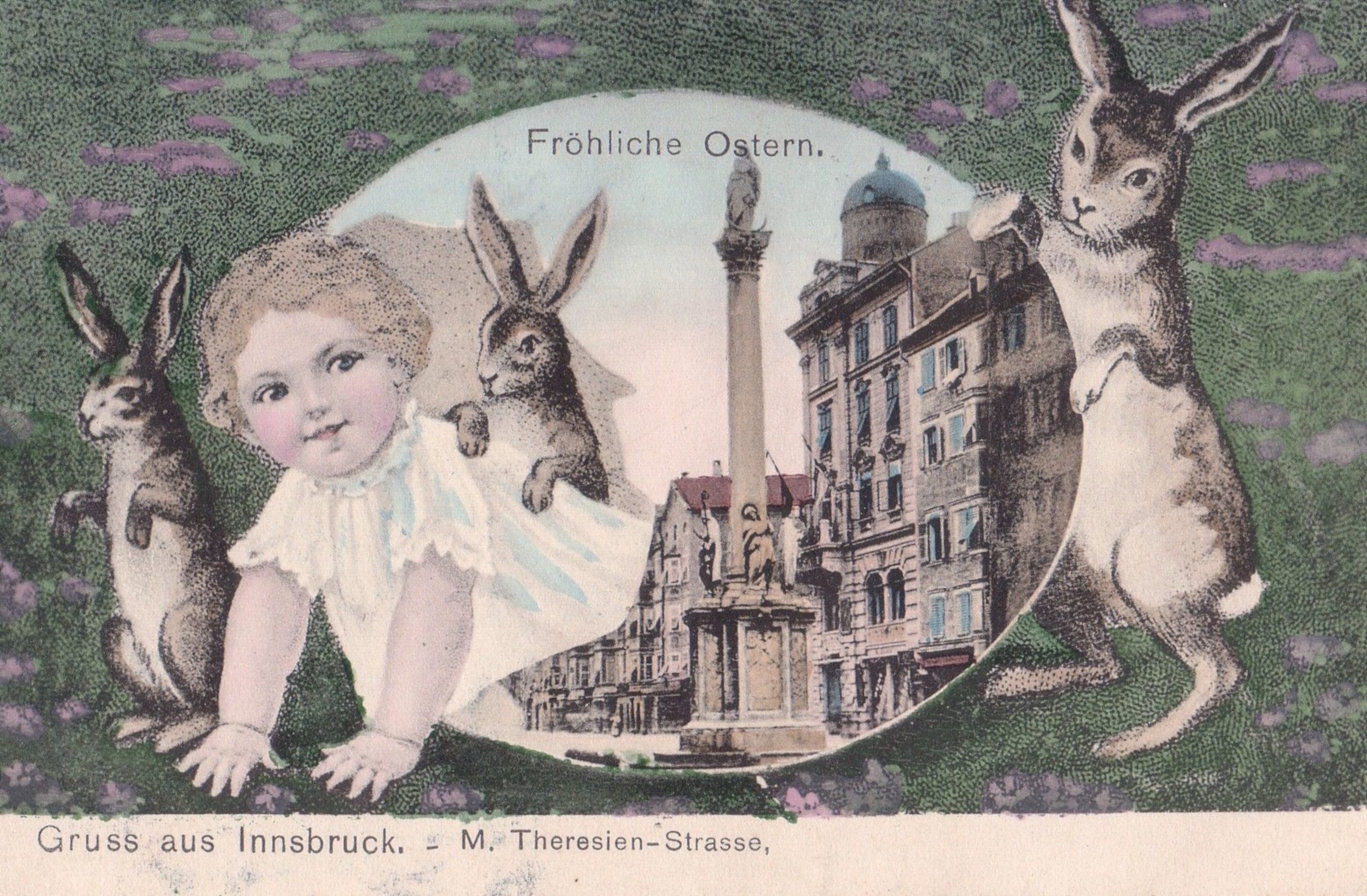 Fröhliche Ostergrüße