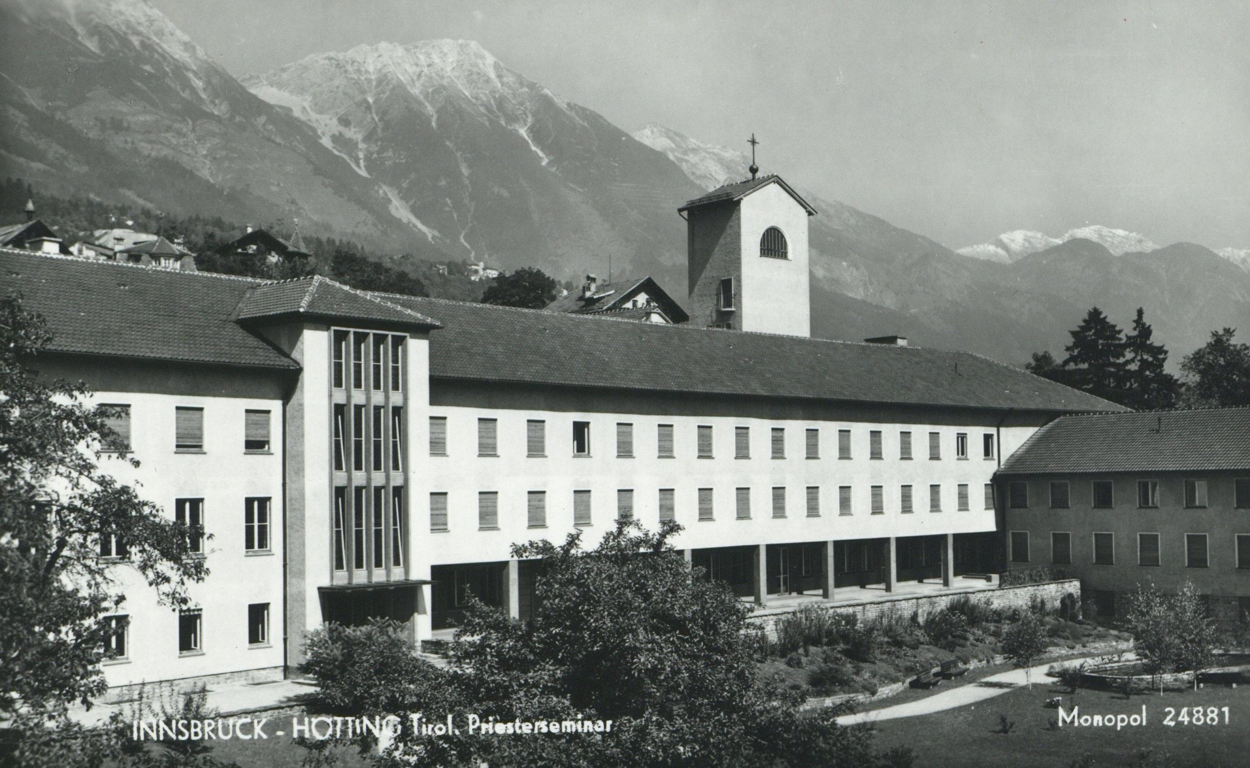 Die Gottesburg Von Innsbruck