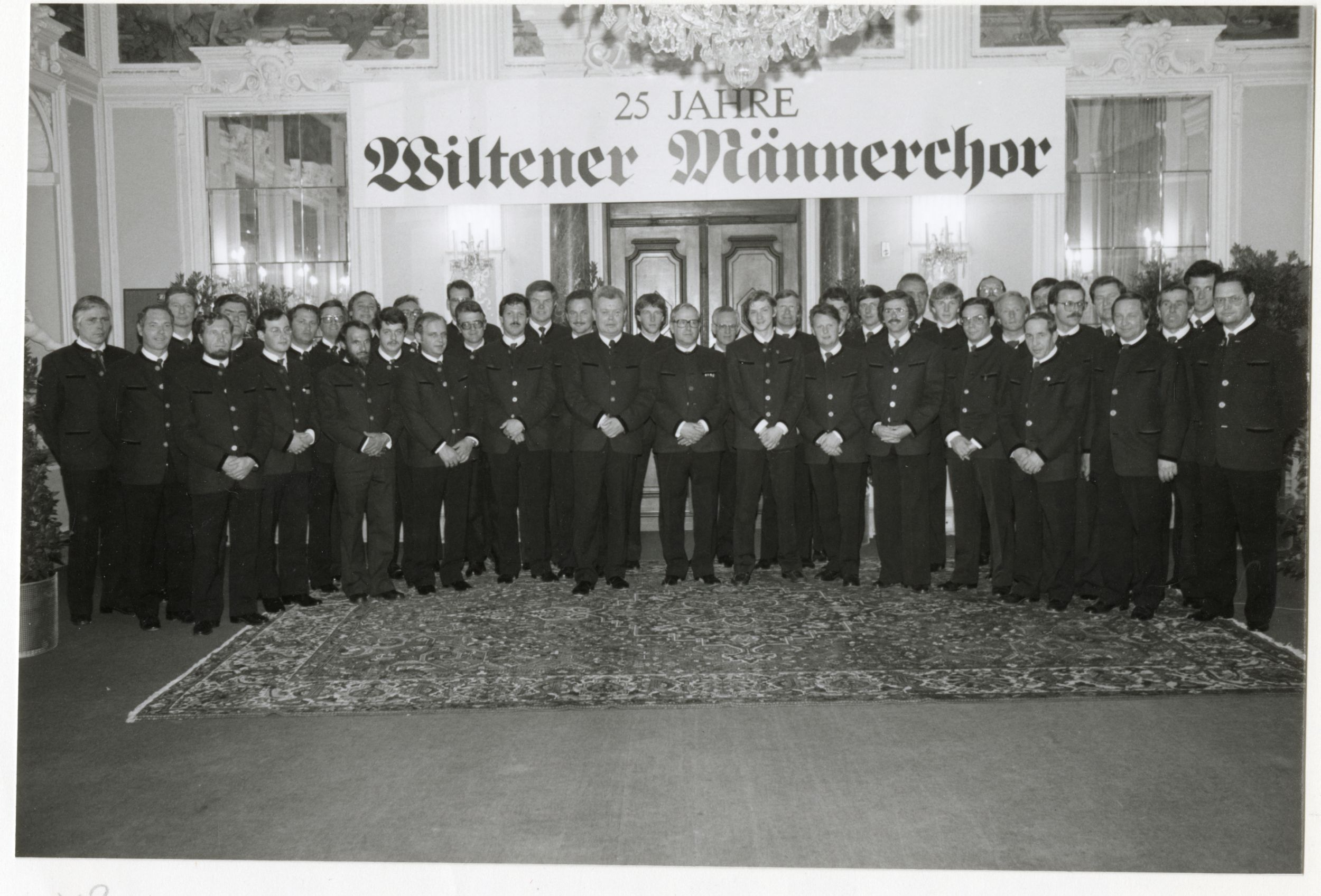 Der Wiltener Männerchor – Sangesfreude Seit 1956 –  Ein Rückblick                    Teil 2