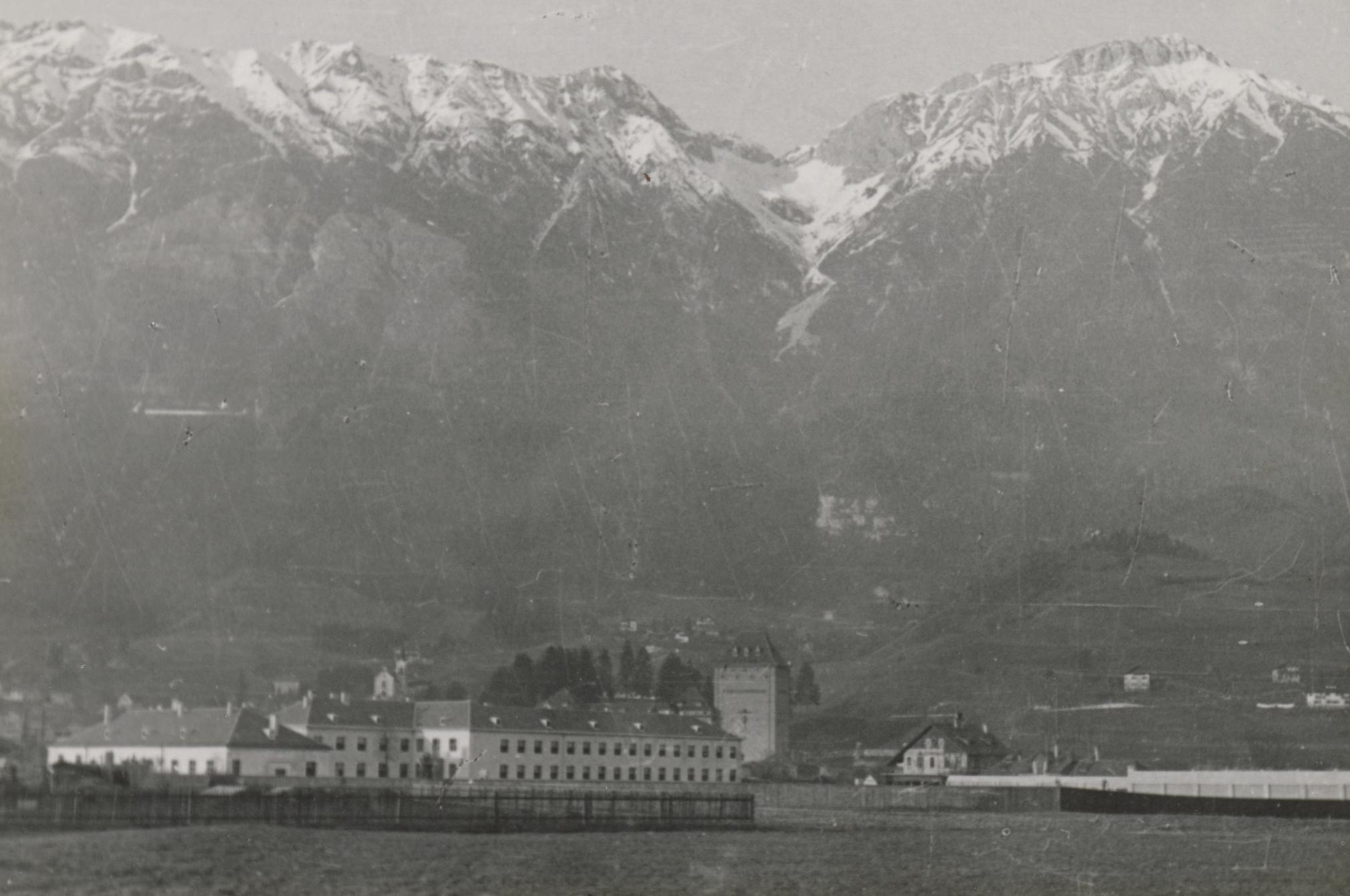 Der Schönste Kasernenbau Tirols – Der Gutshof In Der Reichenau Teil III