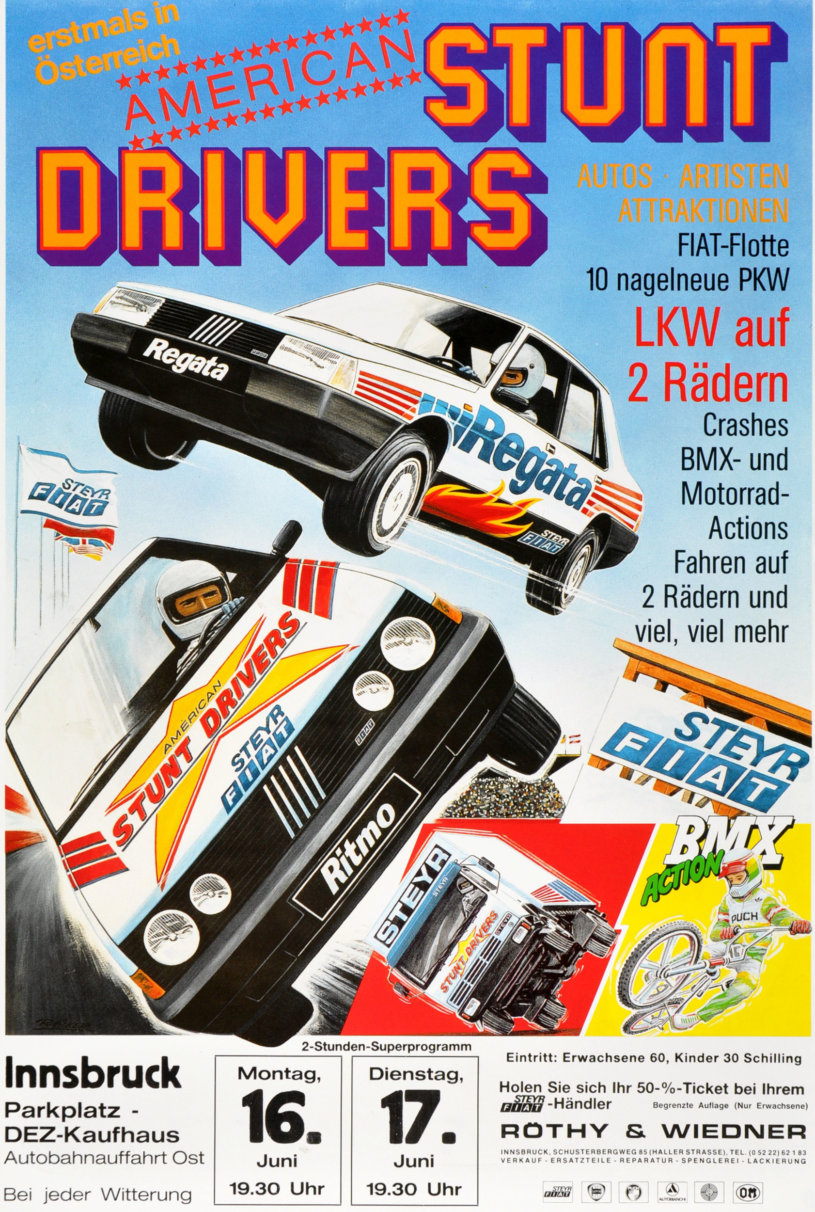 American Stunt Drivers