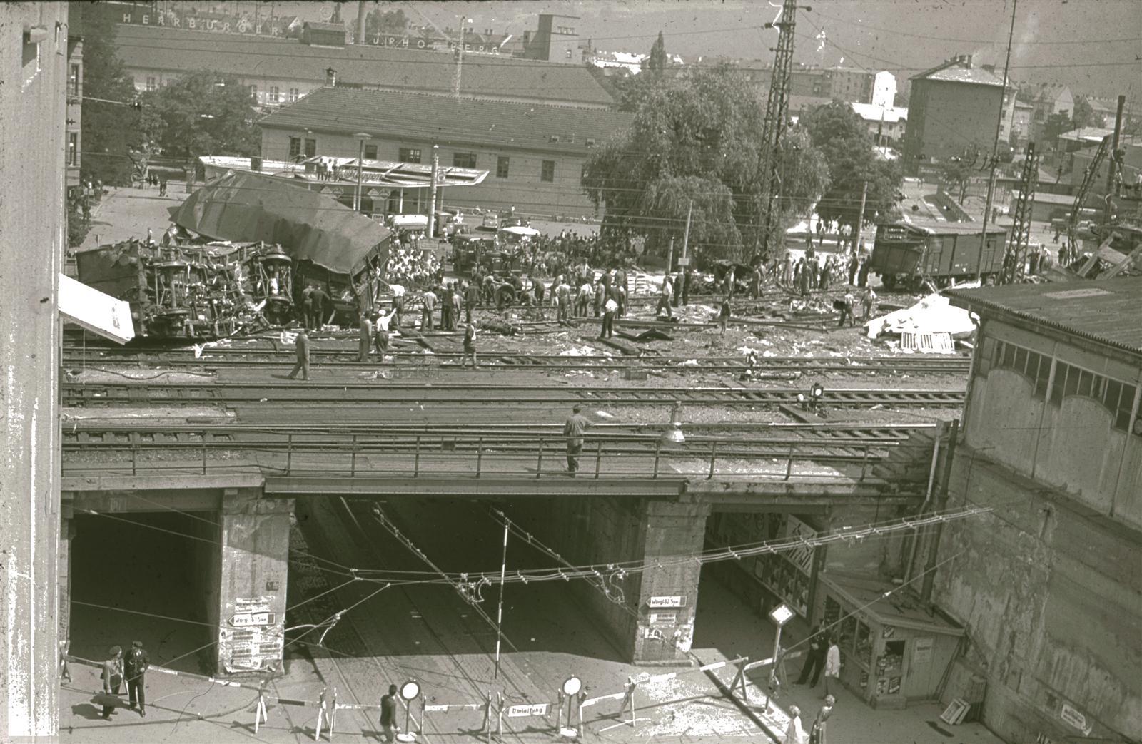 Nachtrag Zum Eisenbahnunglück Von 1958