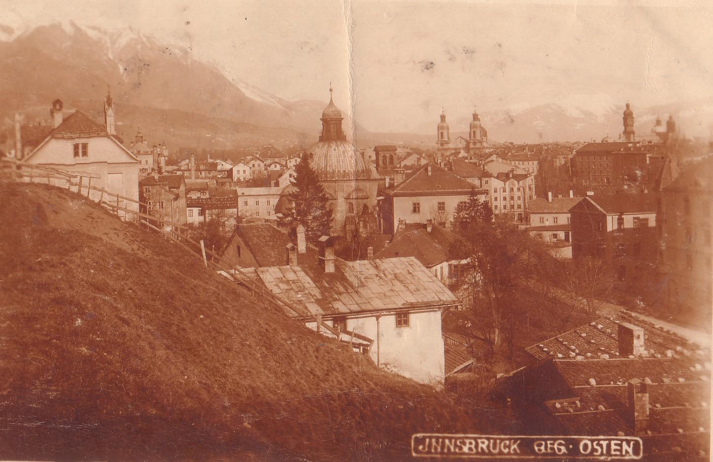 Innsbruck Gegen Osten