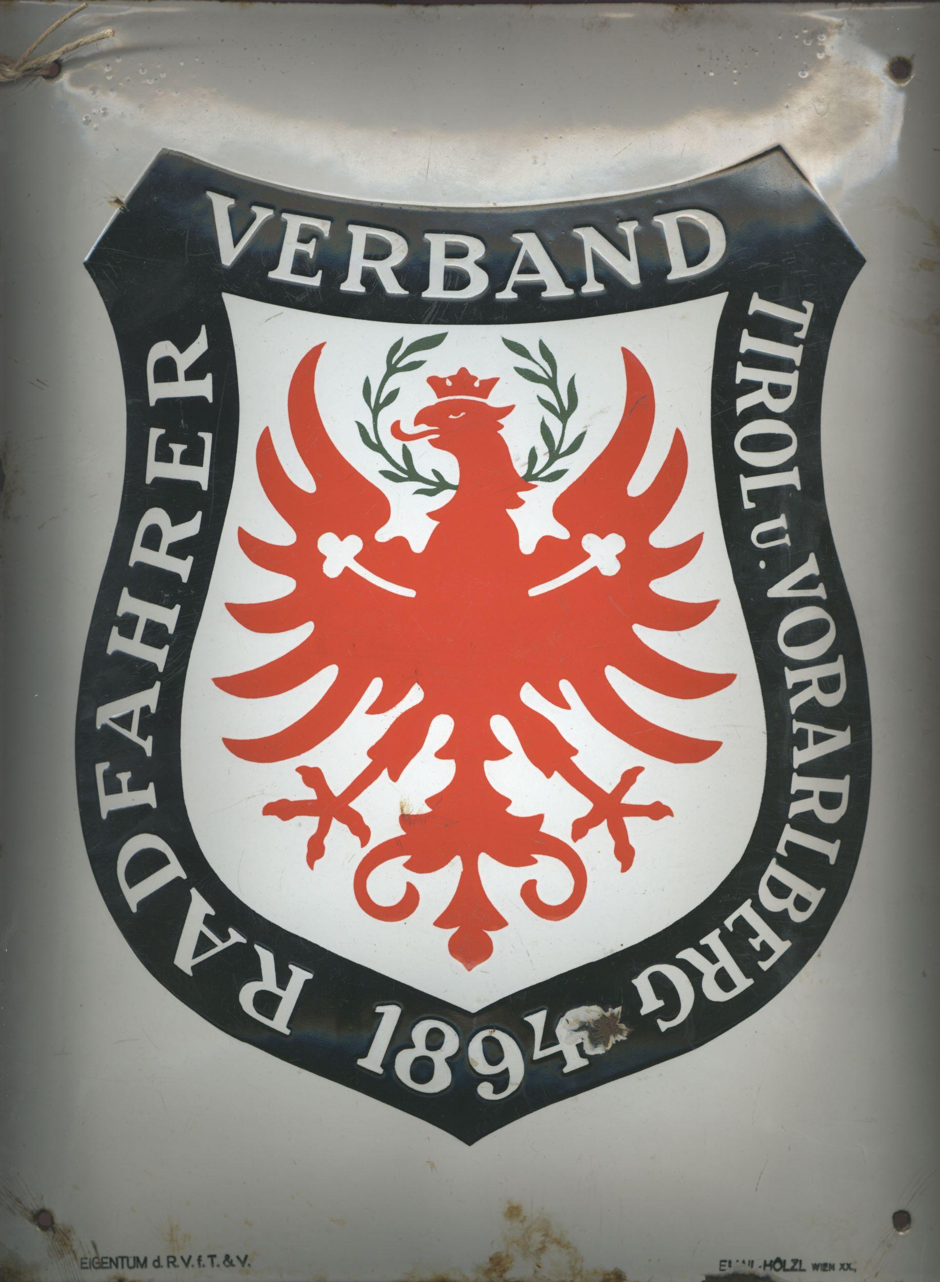 Zum Organisierten Radsport. Der Tiroler Radfahrerverband. Teil I