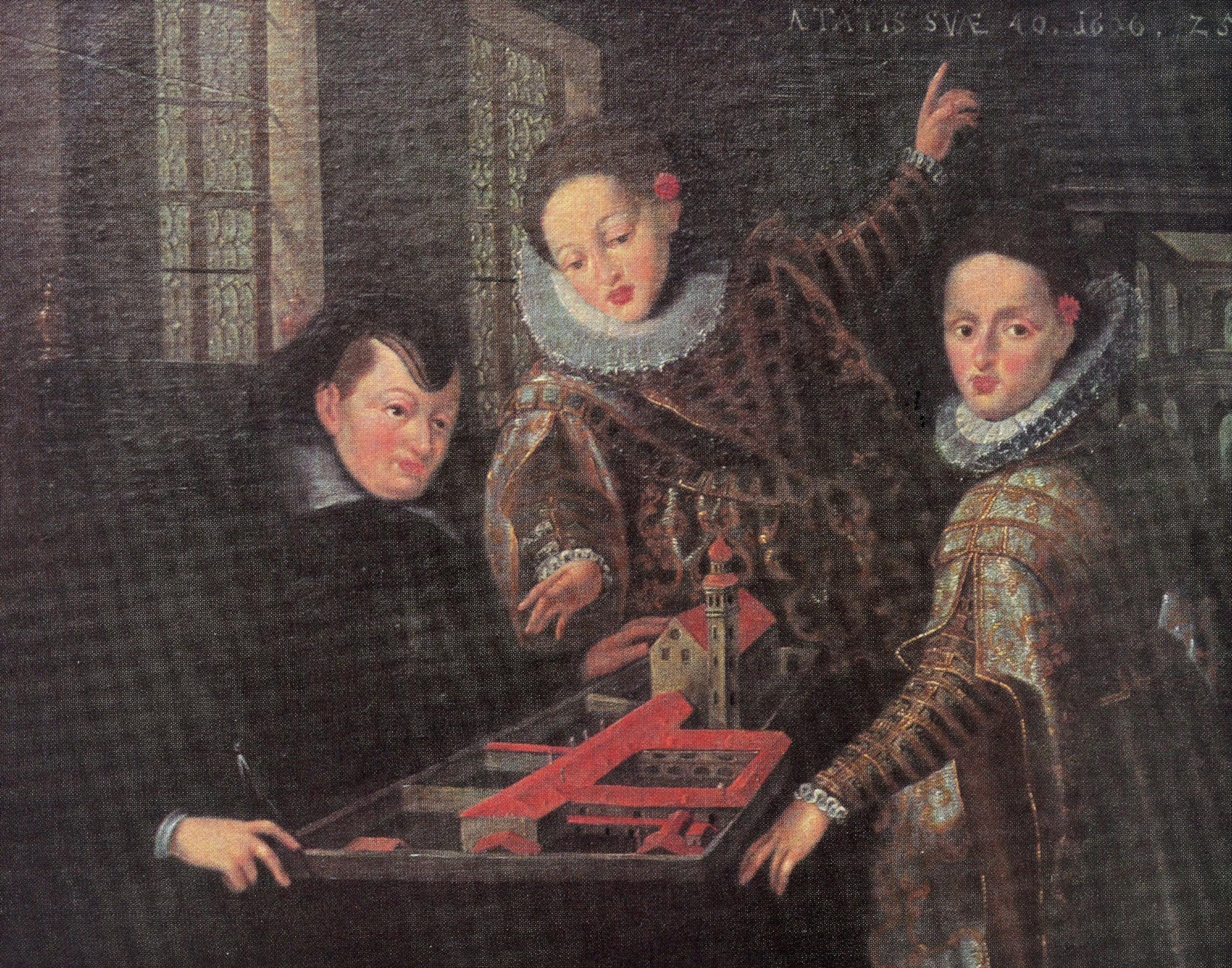 Anna Caterina Gonzaga – Stifterin Mehrerer Kirchen Und Klöster