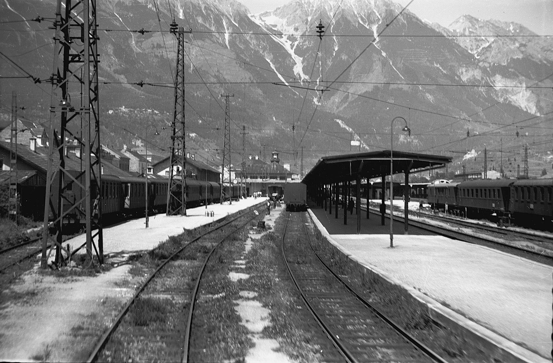 Endstation Innsbruck I