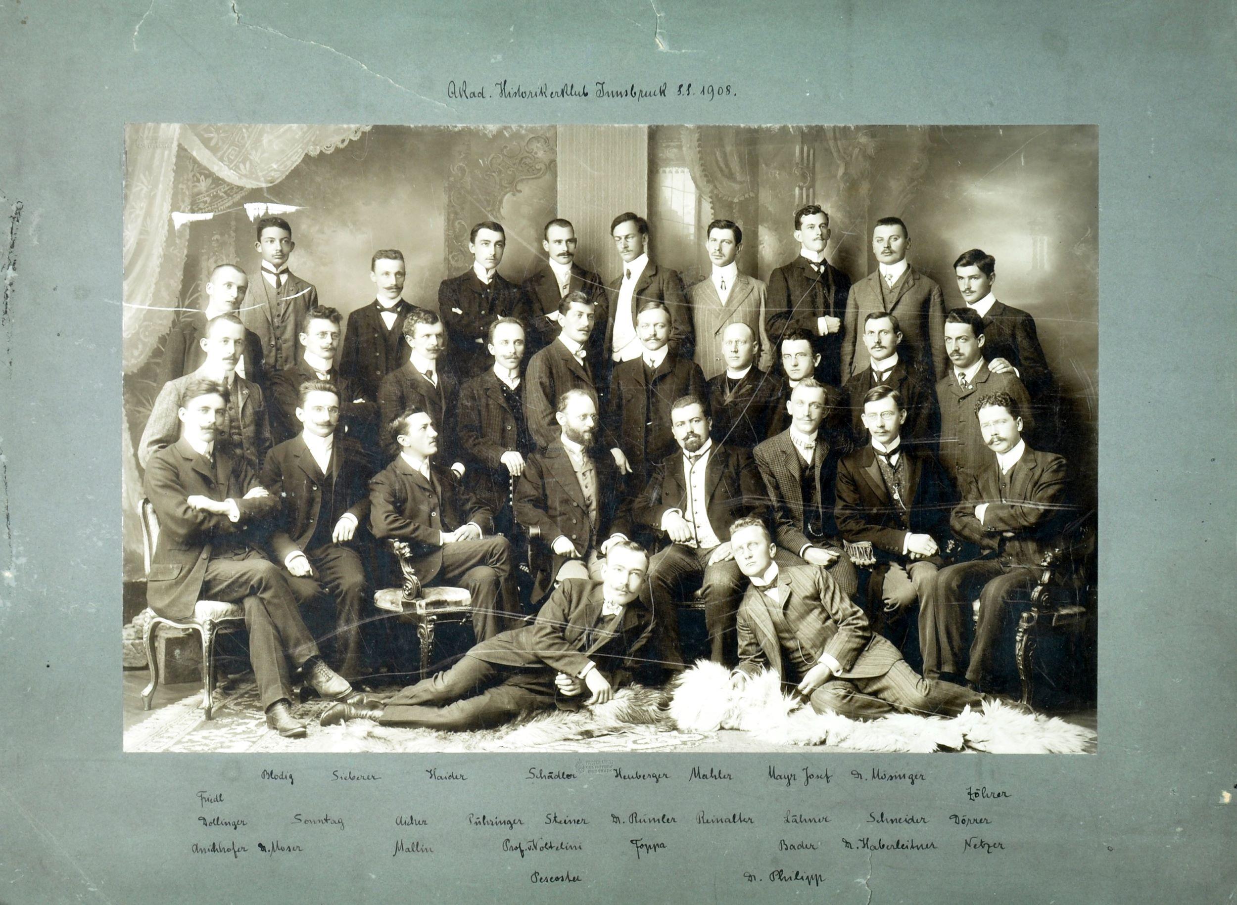 Der Historikerklub
