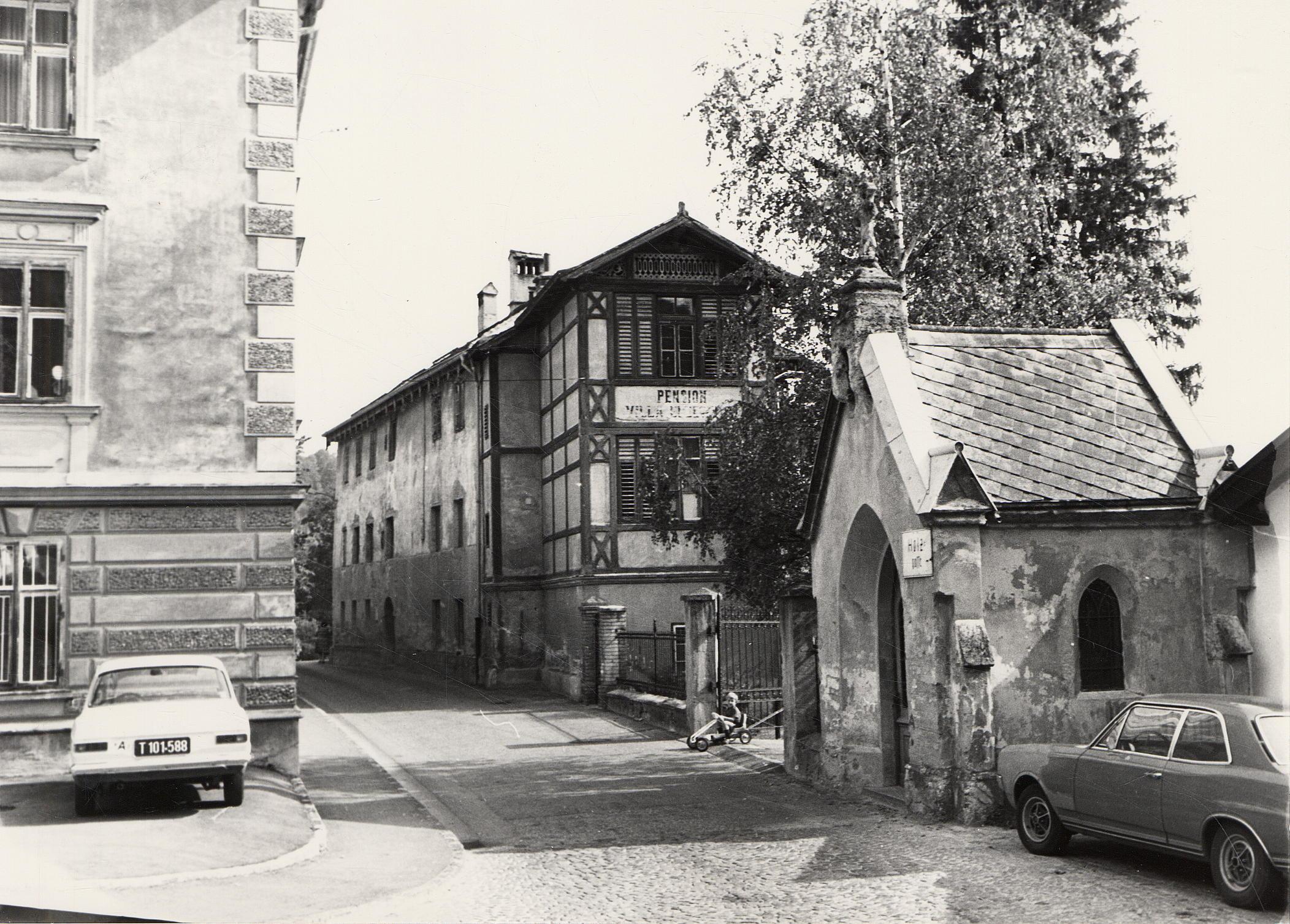 Die Villa Edelweiß